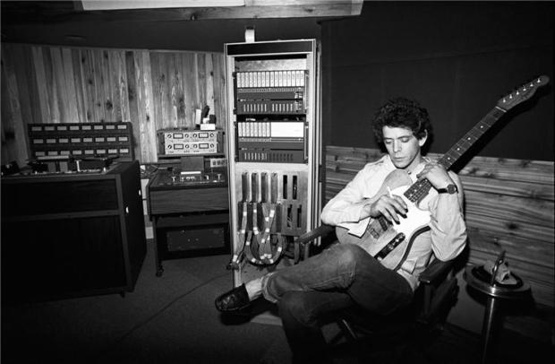 Lou Reed NEW YORK CITY, 1977